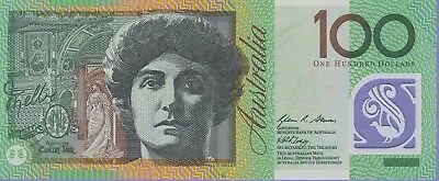 Australia 100 Dollars Banknote 2008 Uncirculated Condition Cat#61-A-8263