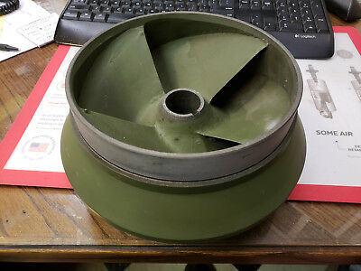 "Used Berkeley Aluminum ""a""  Impeller Very Good Condition"