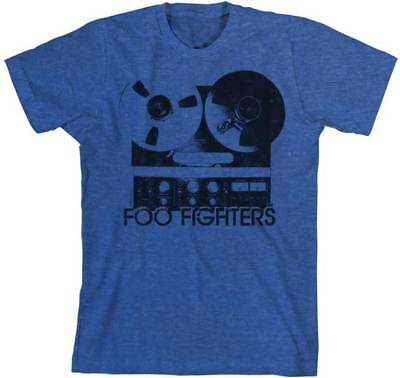 60c570d3 FOO FIGHTERS - Reel To Reel T SHIRT S-2XL New Official Live Nation  Merchandise