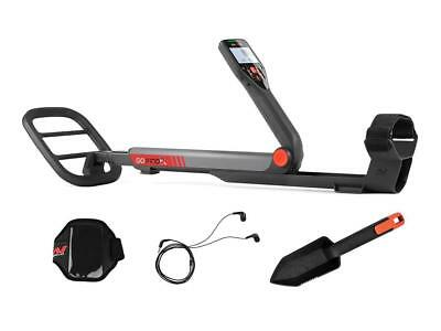Minelab GO-FIND 60 Handheld Metal Detector with Accessories & Carry Bag