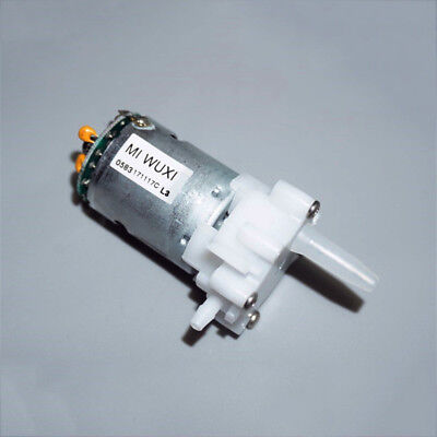 RS-360SH Gear Motor Pump DC 6V Mini Self-Priming Water Pump Spray Micro Pump