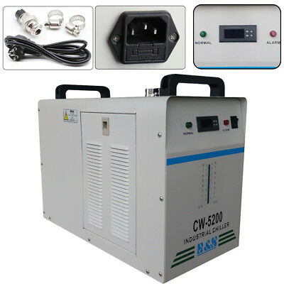 Industrial Water Chiller for CNC/ Laser Engraver Engraving Machines CW-5200 DHL