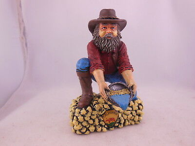 Gold Panning Figure