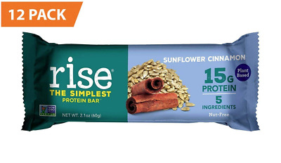 Rise Protein Bar, High Fiber Vitamins, Healthy Breakfast Energy Snacks, Health