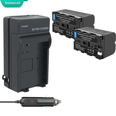 Battery or Charger for Sony NP-F550 NP-F330 NP-F570 NP-F750 NP-F960 F970 F770 GM
