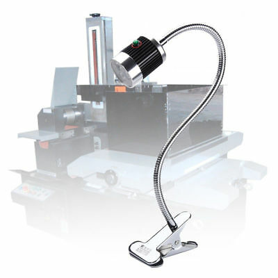 CNC Machine LED Lamp Base Flexible Gooseneck Working Light 3W