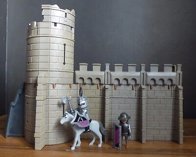 Playmobil Castle Ruin with Knights. Medieval