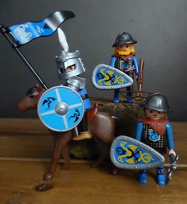 Playmobil Barbarian Knights. Castle. Medieval