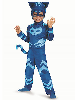 Catboy Classic PJ Masks Pjmasks Superhero Toddler Boys Costume