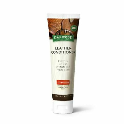 OAKWOOD LEATHER & TACK CONDITIONER & PROTECTOR - Sizes 125gm - 500gm - 1kg