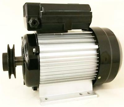 Replacement AIR COMPRESSOR ELECTRIC MOTOR 240V 2.2 KW 3HP FOR 100,150,200 LITRE