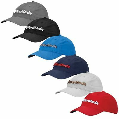 ca8a49a3a4e TaylorMade Golf Mens Classic Cap Tradition Lite Adjustable Golf Hat
