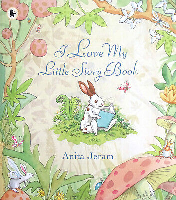 I Love My Little Storybook by Anita Jeram (Paperback) [NEW]