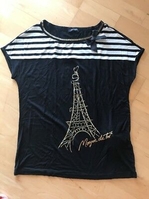 T-Shirt Morgan, Neu Eiffelturm Paris