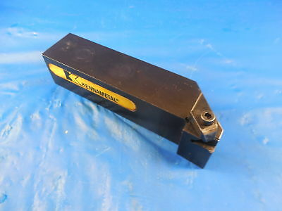 "Kennametal Nsl 162C 1"" Square Shank Top Notch Style Insert Lathe Turning Tool"