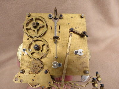 Vintage Hac W200 Westminster Chime Movement Lot 1H