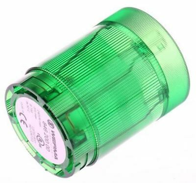 KombiSIGN 50 846 Beacon Unit, Green Incandescent, Steady Light Effect, 230 V ac,