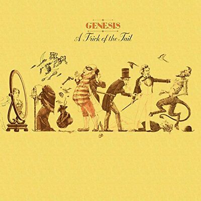 A Trick of the Tail (180 Gram Vinyl)