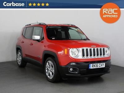 2016 JEEP RENEGADE 1.4 Multiair Limited 5dr DDCT