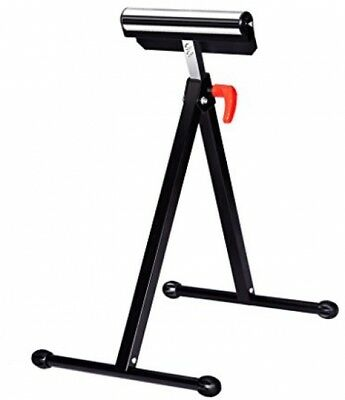Finether Height Adjustable Folding Roller Stand, Pedestal with Ball Bearing and