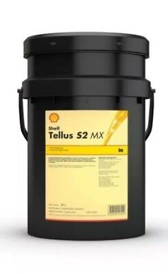 Shell Tellus S2 MX 46 (Formerly Tellus 46) Hydraulic Oil ISO VG 46 20 Litre 20L