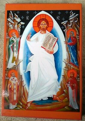 """Icon face of the Savior,made by Factory /""""Rostov enamel/"""" 2.13*1.78 In"""