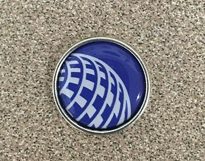 UNITED AIRLINES 747 777 737 787  Logo Pin Badge .Check My Store List.✈️✈️✈️✈️✈️