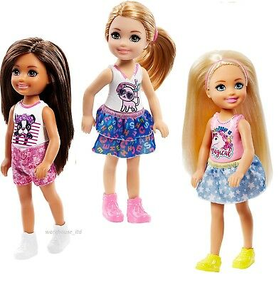 Barbie Chelsea Dolls Assortment Colourful Baby Dolls For Kid 3y+ *Fast Delivery*