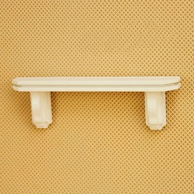 1:12 Children Dollhouse Miniature Kitchen Wooden Wall Shelf Rail Rack Perfect