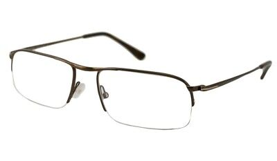 ec3016964b68 NEW TOM FORD Tf 5211 048 Copper Metal Frame Authentic Eyeglasses 55 ...