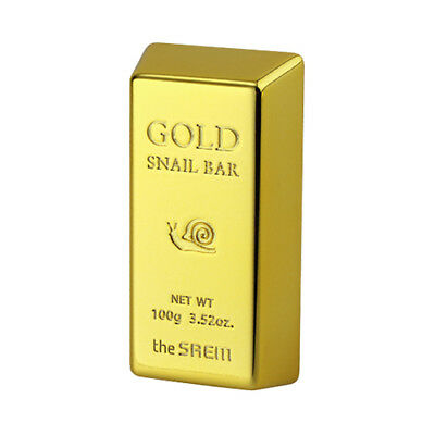 [THESAEM] Gold Snail Bar - 100g / Free Gift