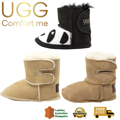 Baby UGG Boot, Double Face Australian Sheepskin, Easy Fit,  Roozee, Great gift