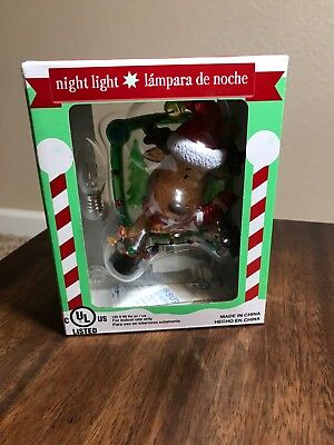 Rare Reindeer Night Light Christmas Decorations