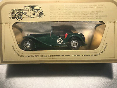 Rarität - Matchbox Models of Yesteryear 1945 MG-TC