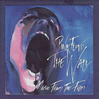 SP 45rpm / the PINK FLOYD the wall 1982 press france