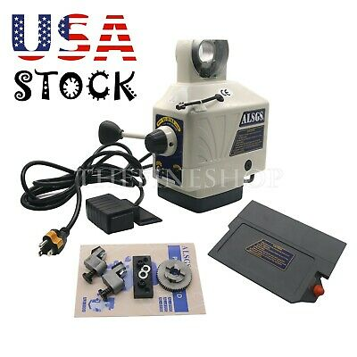 SBS S-235 110V Automatic Power Feed Feeder for Vertical Milling Machine X-Axis