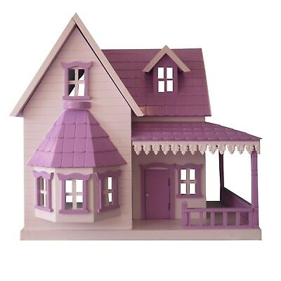 Beautifully Hand Crafted Doll House - The Laura