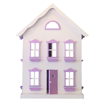 Beautifully Hand Crafted Doll House - The Maddie