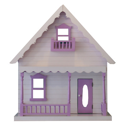 Beautifully Hand Crafted Doll House - The Maggie