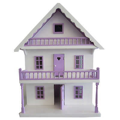 Beautifully Hand Crafted Doll House - The Moilly