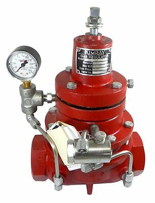 "Kimray 230 SGT PR-D (ABU) 2"" Gas Pressure Reducing Regulator"