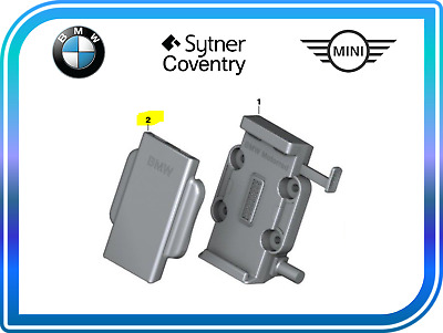 Genuine BMW Navigator IV V Mount Cradle Holder Cover R 1200 GS 77527726412
