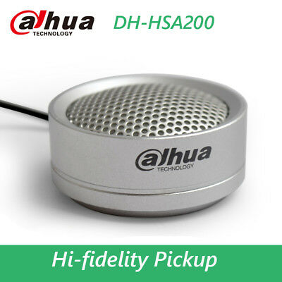 Dahua Audio Pickup Hi-fidelity Sound Recorder For Surveillance Camera Monitoring