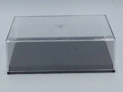 Genuine Minichamps replacement clear case black base for F1 car both sizes 1:43