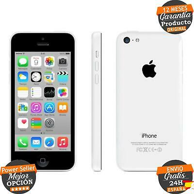 Movil Apple iPhone 5c A1507 16GB Libre Blanco | C