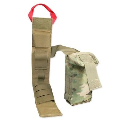 Chinook Medical CLS Combat Lifesaver Trauma Kit IFAK Multi-Cam Blowout Pouch