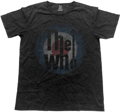 The Who 'Target' Vintage Look T-Shirt - NEW & OFFICIAL!