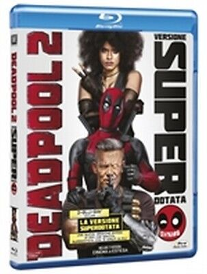 Deadpool 2 - Versione Superdotata (2 Blu-Ray Disc)