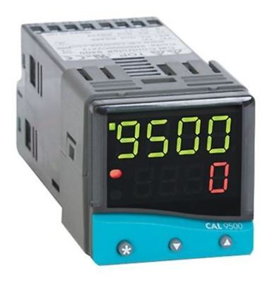 CAL 9500 PID Temperature Controller, 48 x 48 (1/16 DIN)mm, 2 Output Relay, SSD,