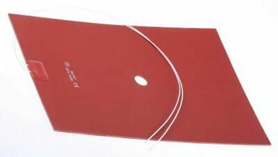 Silicone Heater Mat, 200 W, 200 x 300mm, 240 V ac